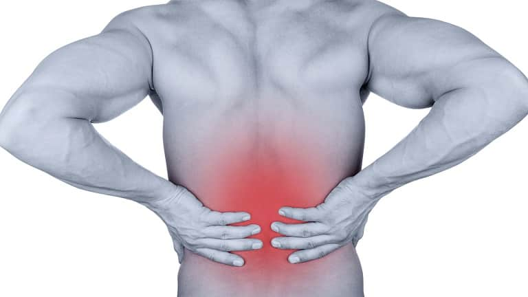Low back pain kennewick