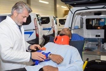 Whiplash in a car crash chiropractor