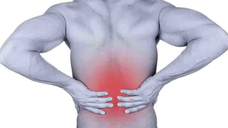 Low back pain kennewick